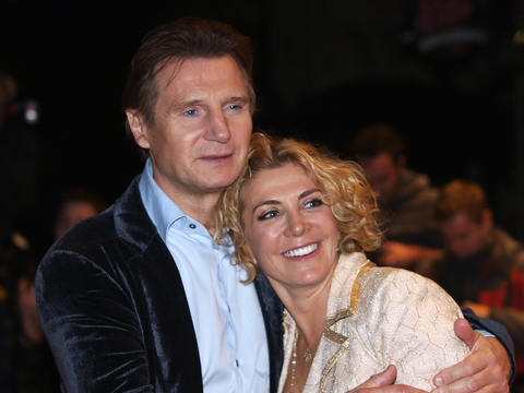 Liam Neeson's Heartbreak Five Years After Wife Natasha Richardson's Death