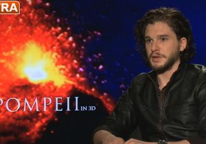 Will Jon Snow be King of the North? Kit Harrington talks 'GoT' and 'Pompeii'