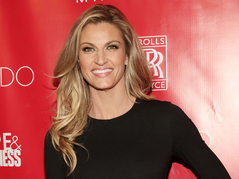 Erin Andrews to Replace Brooke Burke-Charvet on 'DWTS'!