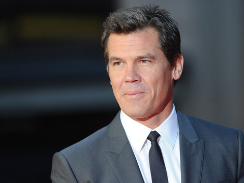 Josh Brolin Seen Kissing Blonde Assistant in Rome