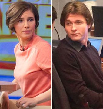 Amanda Knox's Ex Admits He's Haunted by Her Behavior Around Time of Murder