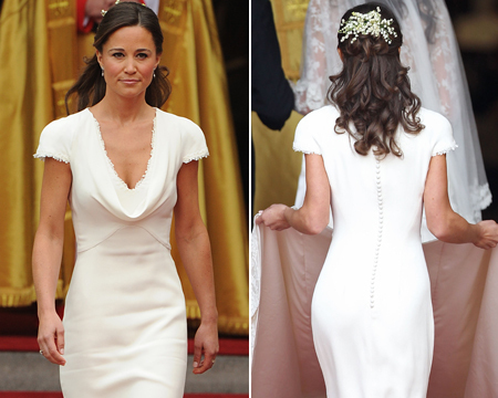 Pippa Middleton's Surprising Take on the Royal Wedding and Her Bridesmaids…