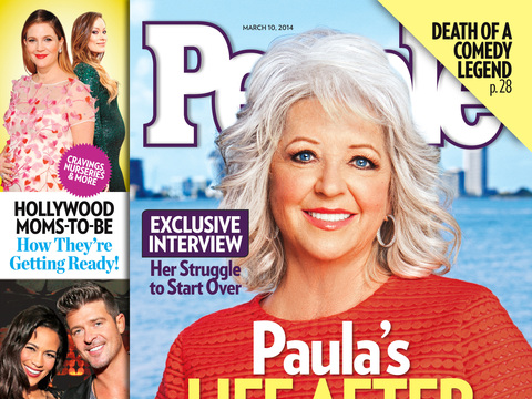 Paula Deen Says Her Struggles Are Akin to Football Star Michael Sam's Coming…