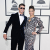 Robin Thicke's First Words Since Split from Paula Patton
