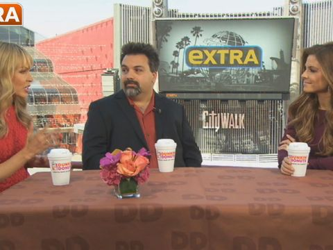 Dunkin' Coffee Talk: Fashion, Winners and More Oscar Predictions!