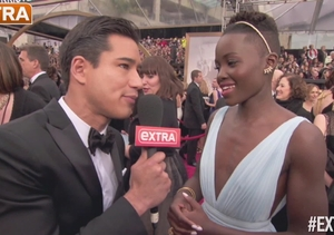 Oscars 2014: Lupita Nyong'o Laughs About Rumored Jared Leto Romance
