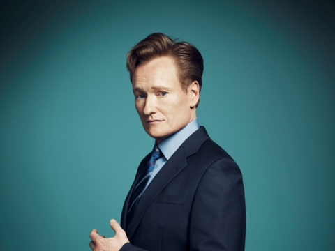 Conan O'Brien Set to Host 2014 MTV Movie Awards