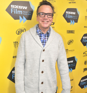 Tom Arnold Shows Off 89-Pound Weight Loss at SXSW!