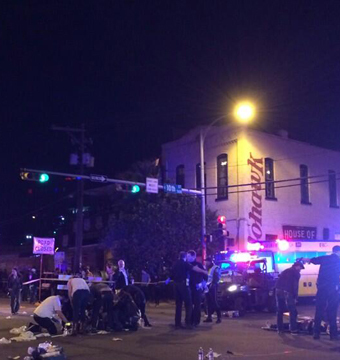 Terror in Texas: 2 Killed, 23 Injured at SXSW Festival