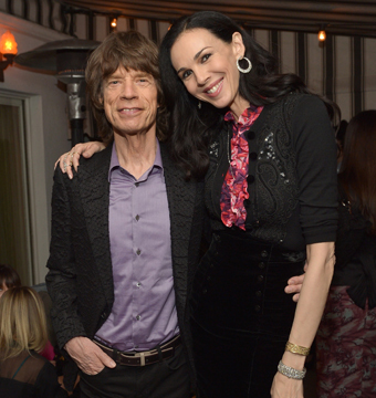 Mick Jagger's GF, Fashion Designer L'Wren Scott, Found Dead in Apparent Suicide