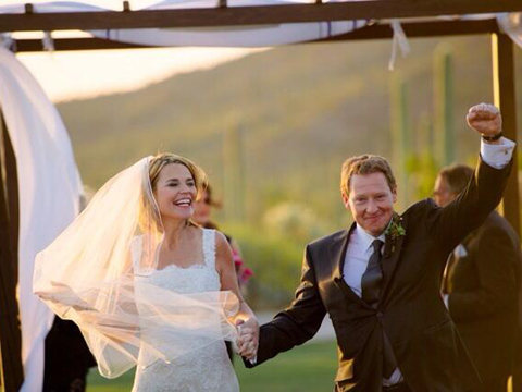 Surprise! 'Today' Show Anchor Savannah Guthrie Is Married… and 4 Months…