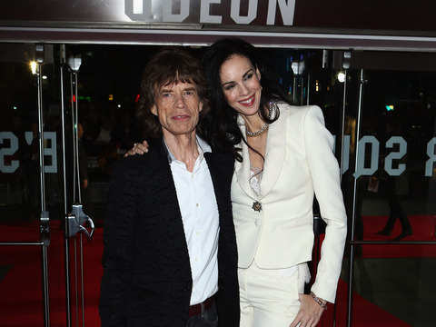 L'Wren Scott Suicide: Mick Jagger Flies to L.A. to Be with Kids, Makes…