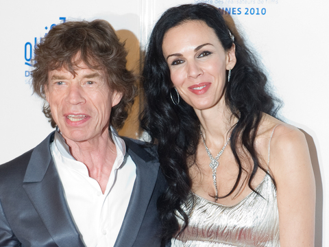 Is Mick Jagger Fighting with L'Wren Scott's Family Over Her Final Resting…