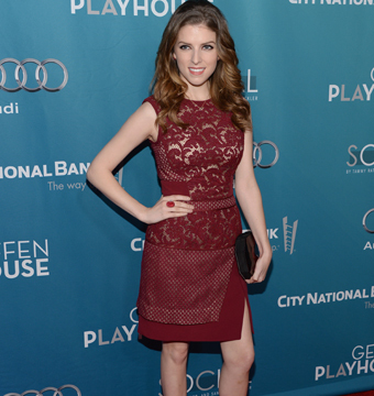 Anna Kendrick performed at the annual Backstage at the Geffen Gala at the…