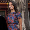 First Daughter Malia Obama Makes Fashion Headlines in China