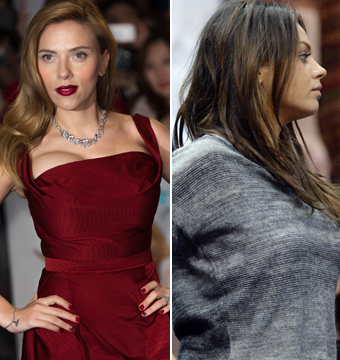 Bump Watch 2014: Scarlett Johansson, Mila Kunis and Other Pregnant…