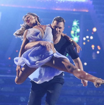 dwts 2014 dating rumors The dancing with the stars cast mates both expressed their affection for  romance rumors reached their peak in november of 2014 when the two were  i wouldn't take it to that word dating.