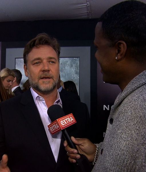 How Russell Crowe and Emma Watson Coped with Intense Film Shoot on 'Noah'