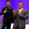 Arnold Schwarzenegger Shows Off His Dance Moves on BET