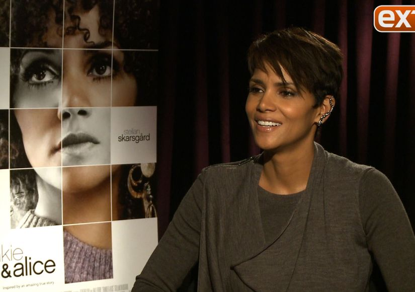 Halle Berry Opens Up About Life with Hubby Olivier Martinez and the Kids