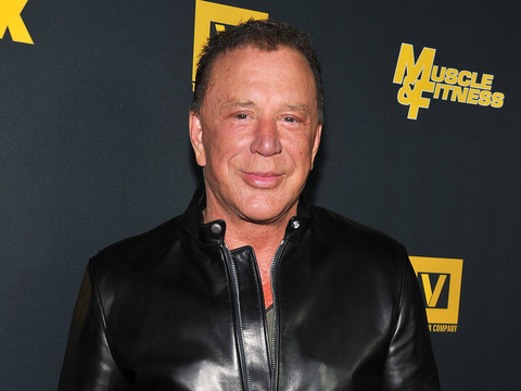 Mickey Rourke Loses Wallet Stuffed with Thousands in Cash!
