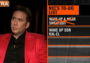 Let's Go Through a Day in the Life of Nicolas Cage