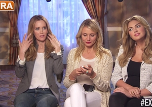 Cameron Diaz, Leslie Mann and Kate Upton Take Our 'Other Woman' Cheating &…