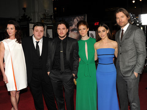 'Game of Thrones' Star Spotted Naked in Gym Locker Room……