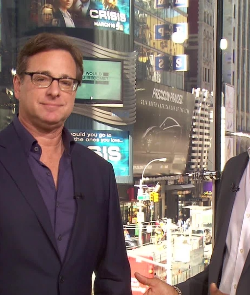 Bob Saget Talks 'Dirty Daddy' with 'Extra'