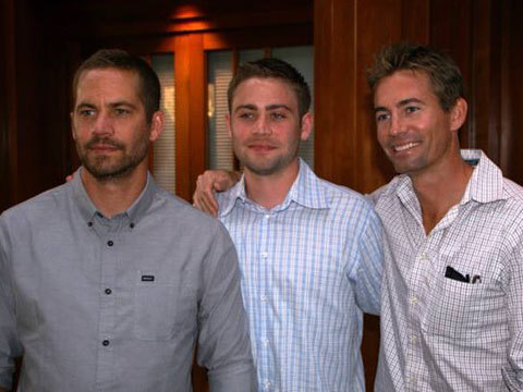 Paul Walker Look Alike Brother Paul walker's brothers