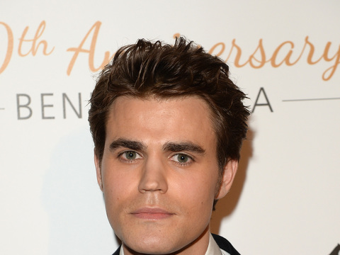 Paul Wesley Pulls Double Duty on 'Vampire Diaries'