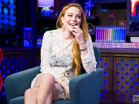 Lindsay Lohan's Sex Li...