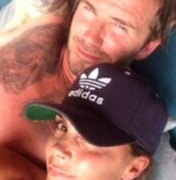 The Beckhams' Sexy Getaway in… Utah? See the Pics!