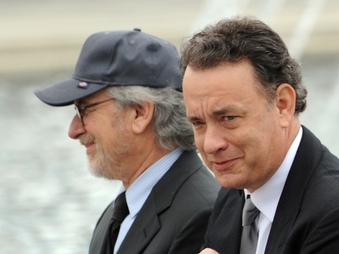 Tom Hanks and Steven Spielberg Eye New Project
