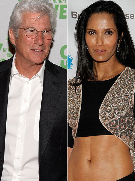 first online dating website created by mark: richard gere and padma lakshmi dating cj