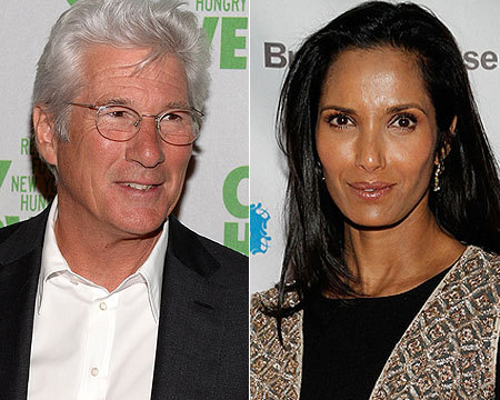 Breakup News: Richard Gere and Padma Lakshmi Reportedly Call It Quits