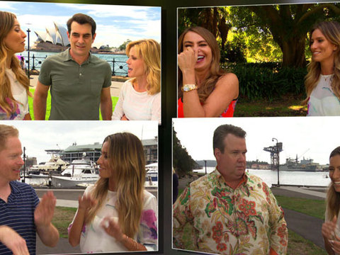 The 'Modern Family' Cast Takes the 'Extra' Aussie Slang Quiz