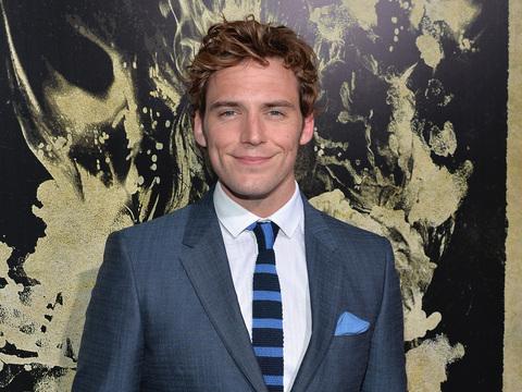 Sam Claflin Talks 'Hunger Games: Mockingjay'