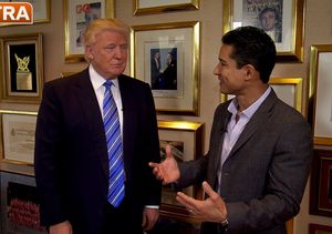 The World According to Trump: The Donald Talks Bruce Jenner, Stephen Colbert…