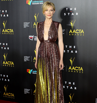 Cate Blanchett's Riskiest Red Carpet Looks!