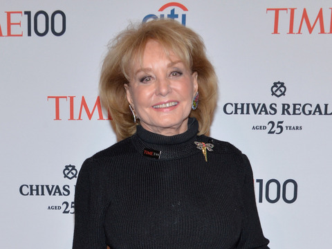 Barbara Walters Thinks a Man Might Make a Good Replacement for Her on 'The…
