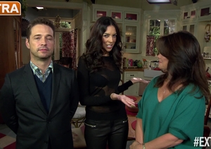 Jason Priestly on Guest-Starring in 'Hot in Cleveland' as Valerie Bertinelli's…