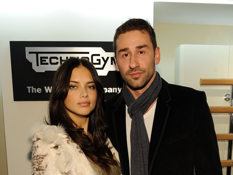 Model Adriana Lima and Husband Have Split