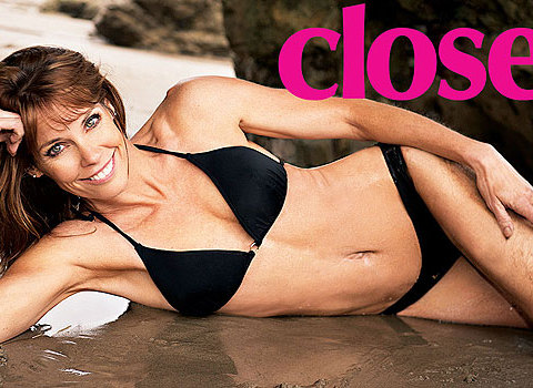 Former Baywatch' Star Looks Awesome in a Bikini at 50!