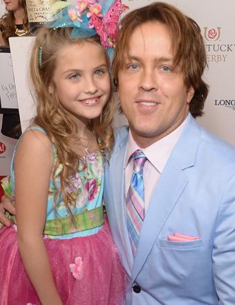 Anna Nicole Smith's Daughter Dannielynn Birkhead at the ...
