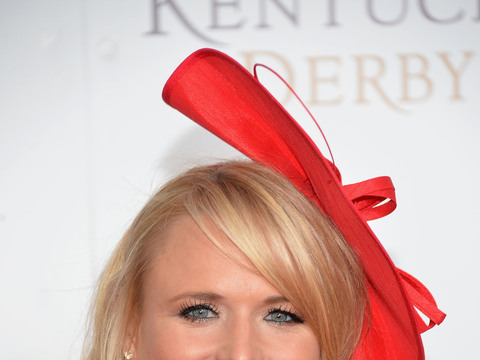Hats at the Kentucky Derby!