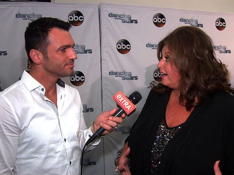 'DWTS' Week 8: The Pros Feud with 'Dance Moms' Guest Judge
