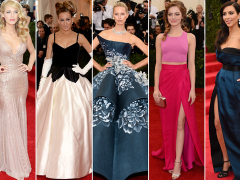 Who Was the Best-Dressed at the Met Gala… and Who Dared to Be Different?
