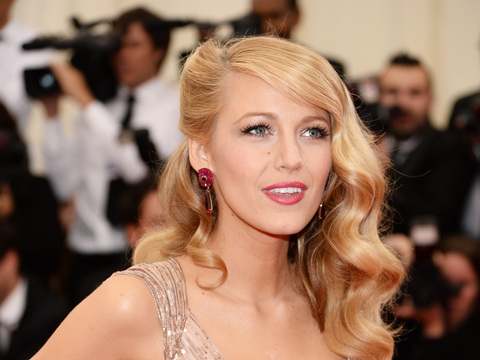 Blake Lively Went for Sundaes After Met Gala: 'That's How I Do An After…