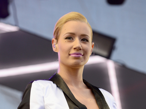 Backstage at Wango Tango 2014: Iggy Azalea Dishes on Working with Jennifer Lopez